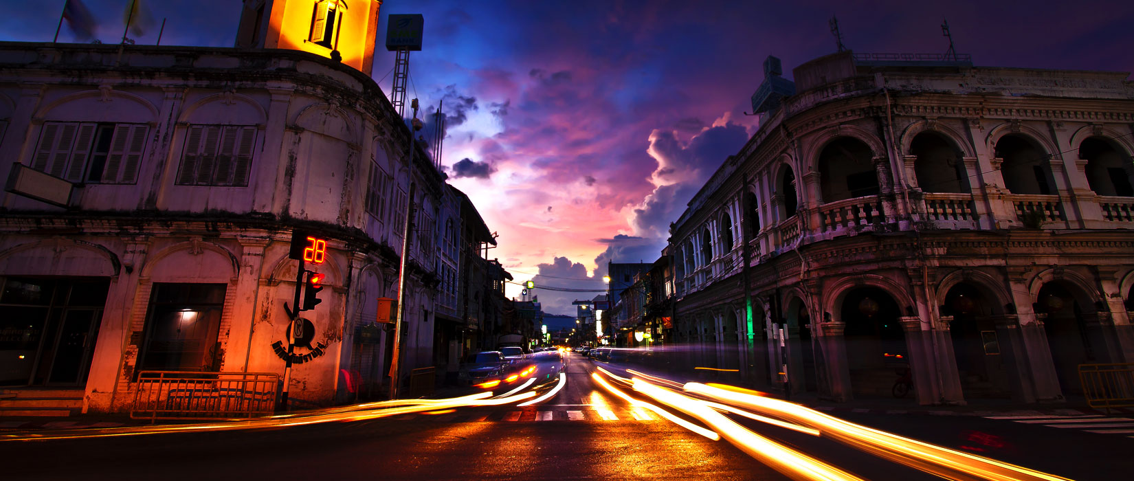 EXPERIENCE THE CULTURAL HIGHLIGHTS OF OLD TOWN PHUKET