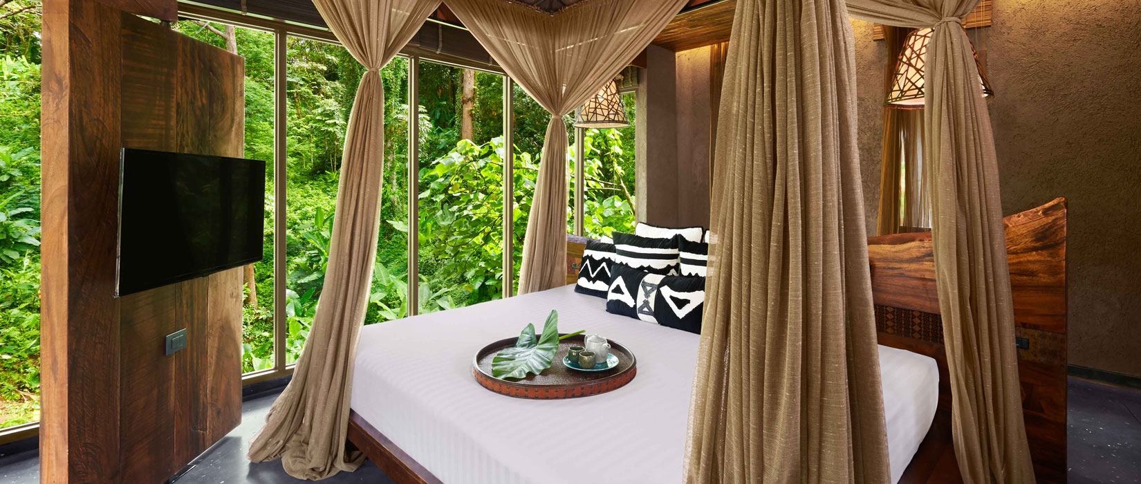 TOTAL RAINFOREST IMMERSION - Keemala Hotel Phuket